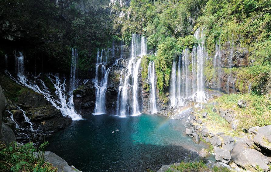 Cascade de La Réunion
