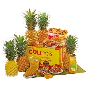 Faites vous livrer en métropole des Ananas Victoria en 48H en direct de La Réunion.