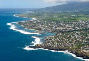 Ville de Saint Pierre La Réunion
