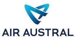 Nouveau logo Air Austral