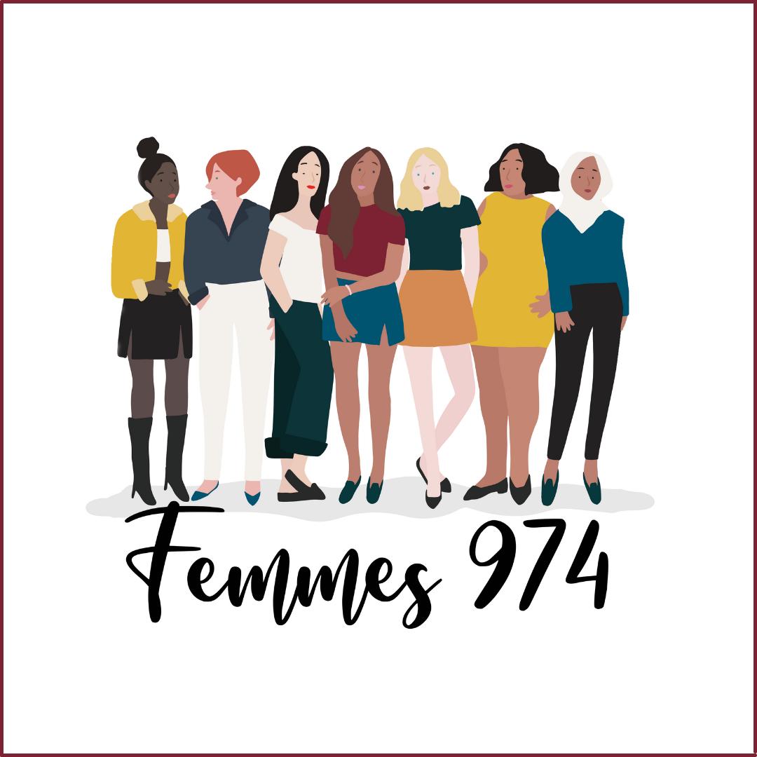 logo femmes 974
