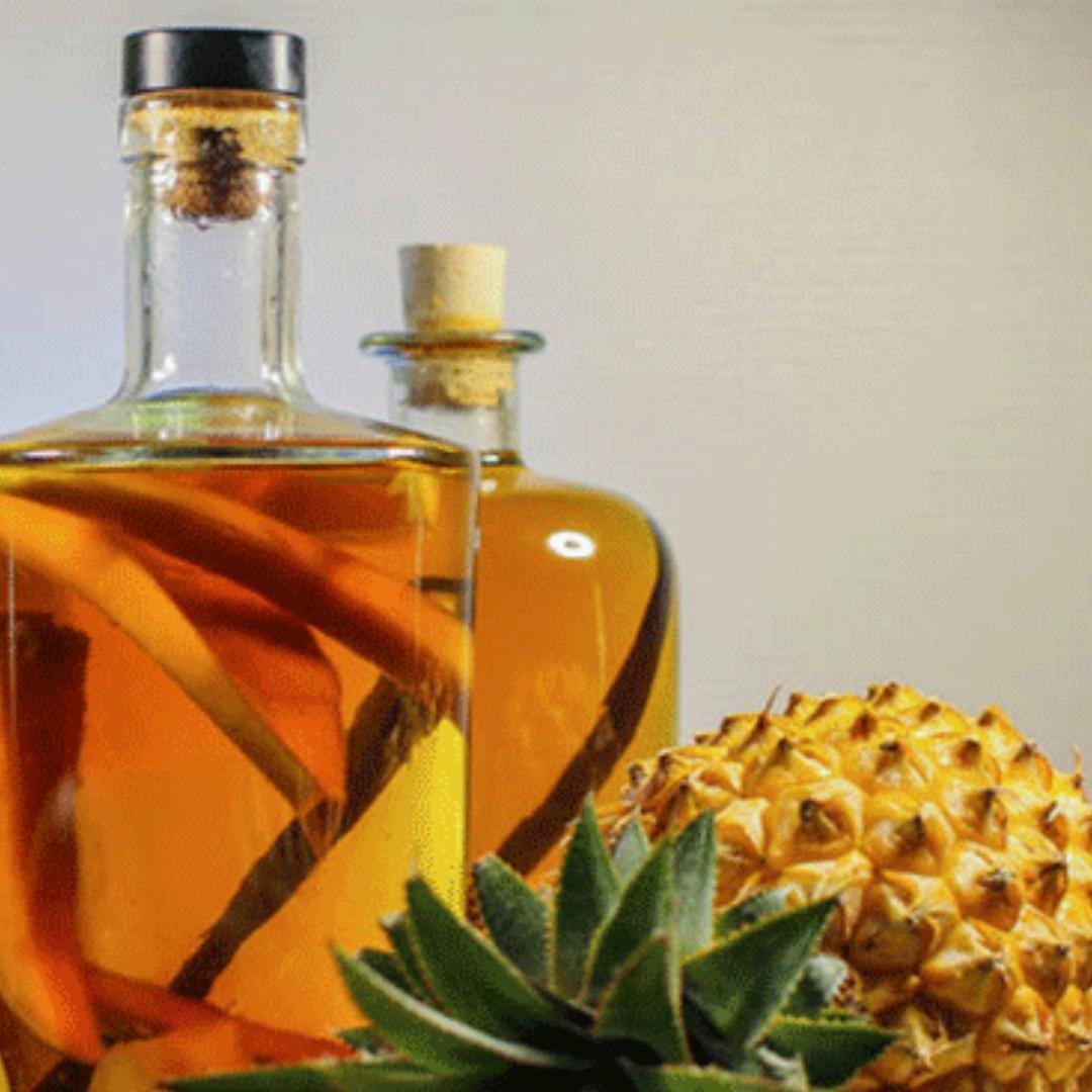 rhum arrangé ananas