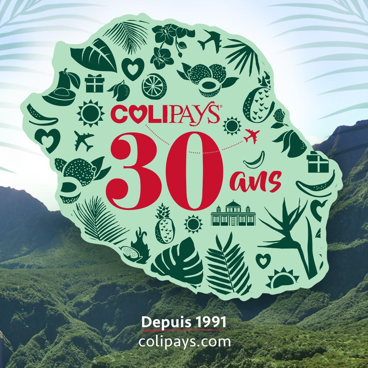 colipays-30 ans